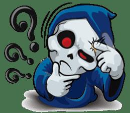 JK Grim Reaper 02 sticker #8303525