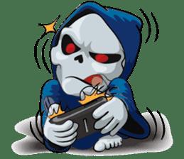 JK Grim Reaper 02 sticker #8303532