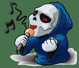 JK Grim Reaper 02 sticker #8303535