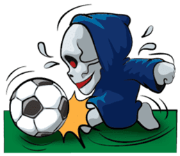 JK Grim Reaper 02 sticker #8303537