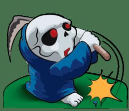 JK Grim Reaper 02 sticker #8303539