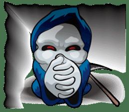 JK Grim Reaper 02 sticker #8303542