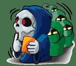 JK Grim Reaper 02 sticker #8303547