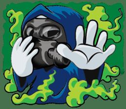 JK Grim Reaper 02 sticker #8303551