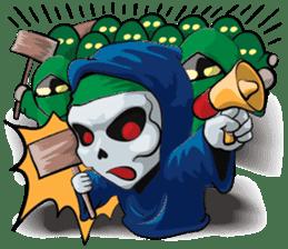 JK Grim Reaper 02 sticker #8303552
