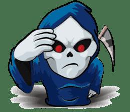 JK Grim Reaper 02 sticker #8303554