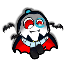 mobile9 Cube Halloween, Christmas & More sticker #8311820