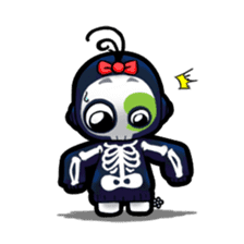 mobile9 Cube Halloween, Christmas & More sticker #8311825