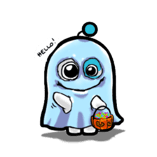 mobile9 Cube Halloween, Christmas & More sticker #8311830