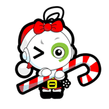 mobile9 Cube Halloween, Christmas & More sticker #8311833