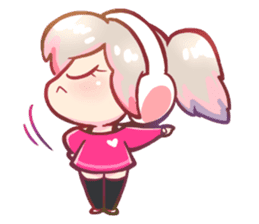 RuRu - Gamer girl sticker #8313181