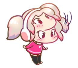 RuRu - Gamer girl sticker #8313204