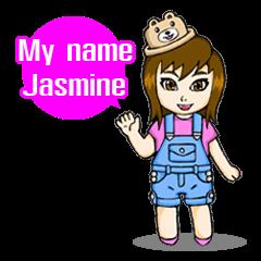 Jasmine moonsmile
