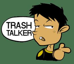 Noob Gamer [ENG] sticker #8317284