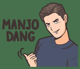 Sticker Manado sticker #8317682