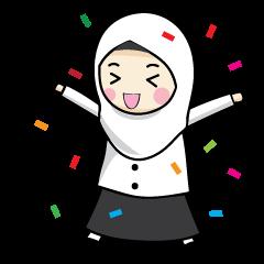 Jasmin Muslimah Student