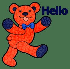 Teddy Bear Museum 2 sticker #8327149