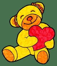 Teddy Bear Museum 2 sticker #8327152