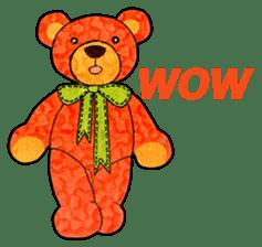 Teddy Bear Museum 2 sticker #8327160