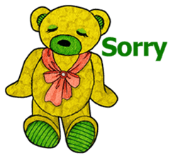 Teddy Bear Museum 2 sticker #8327161