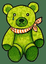 Teddy Bear Museum 2 sticker #8327162