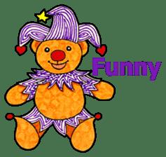 Teddy Bear Museum 2 sticker #8327163