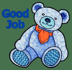 Teddy Bear Museum 2 sticker #8327165