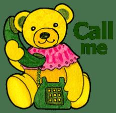 Teddy Bear Museum 2 sticker #8327167