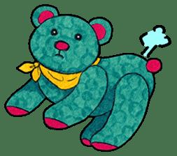 Teddy Bear Museum 2 sticker #8327170