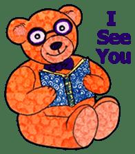 Teddy Bear Museum 2 sticker #8327175