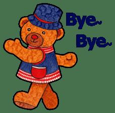 Teddy Bear Museum 2 sticker #8327184