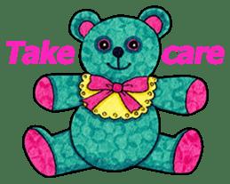 Teddy Bear Museum 2 sticker #8327186