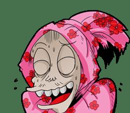 Pocong Pinky sticker #8328984