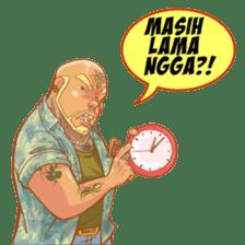 Paijo Preman Pasar sticker #8329454