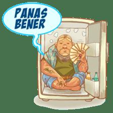 Paijo Preman Pasar sticker #8329458