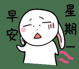 Usagi Rabbit sticker #8334748