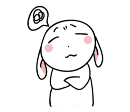 Usagi Rabbit sticker #8334754