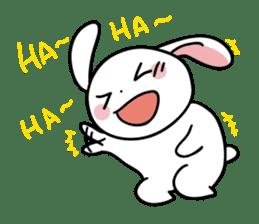 Usagi Rabbit sticker #8334760