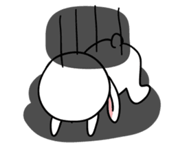 Usagi Rabbit sticker #8334782