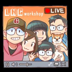 LNG Sticker #01