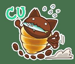 Neko-Corne(Choco&Vani)English ver. sticker #8341349