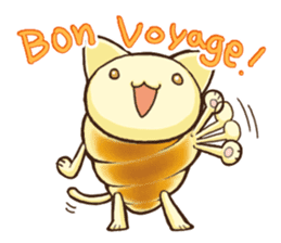 Neko-Corne(Choco&Vani)English ver. sticker #8341350