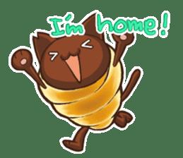 Neko-Corne(Choco&Vani)English ver. sticker #8341351