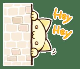 Neko-Corne(Choco&Vani)English ver. sticker #8341354