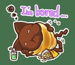 Neko-Corne(Choco&Vani)English ver. sticker #8341356