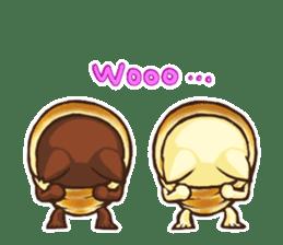 Neko-Corne(Choco&Vani)English ver. sticker #8341364