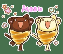 Neko-Corne(Choco&Vani)English ver. sticker #8341365