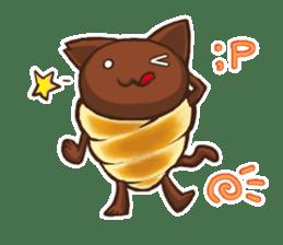 Neko-Corne(Choco&Vani)English ver. sticker #8341368