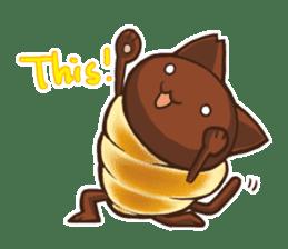 Neko-Corne(Choco&Vani)English ver. sticker #8341369