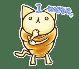 Neko-Corne(Choco&Vani)English ver. sticker #8341371